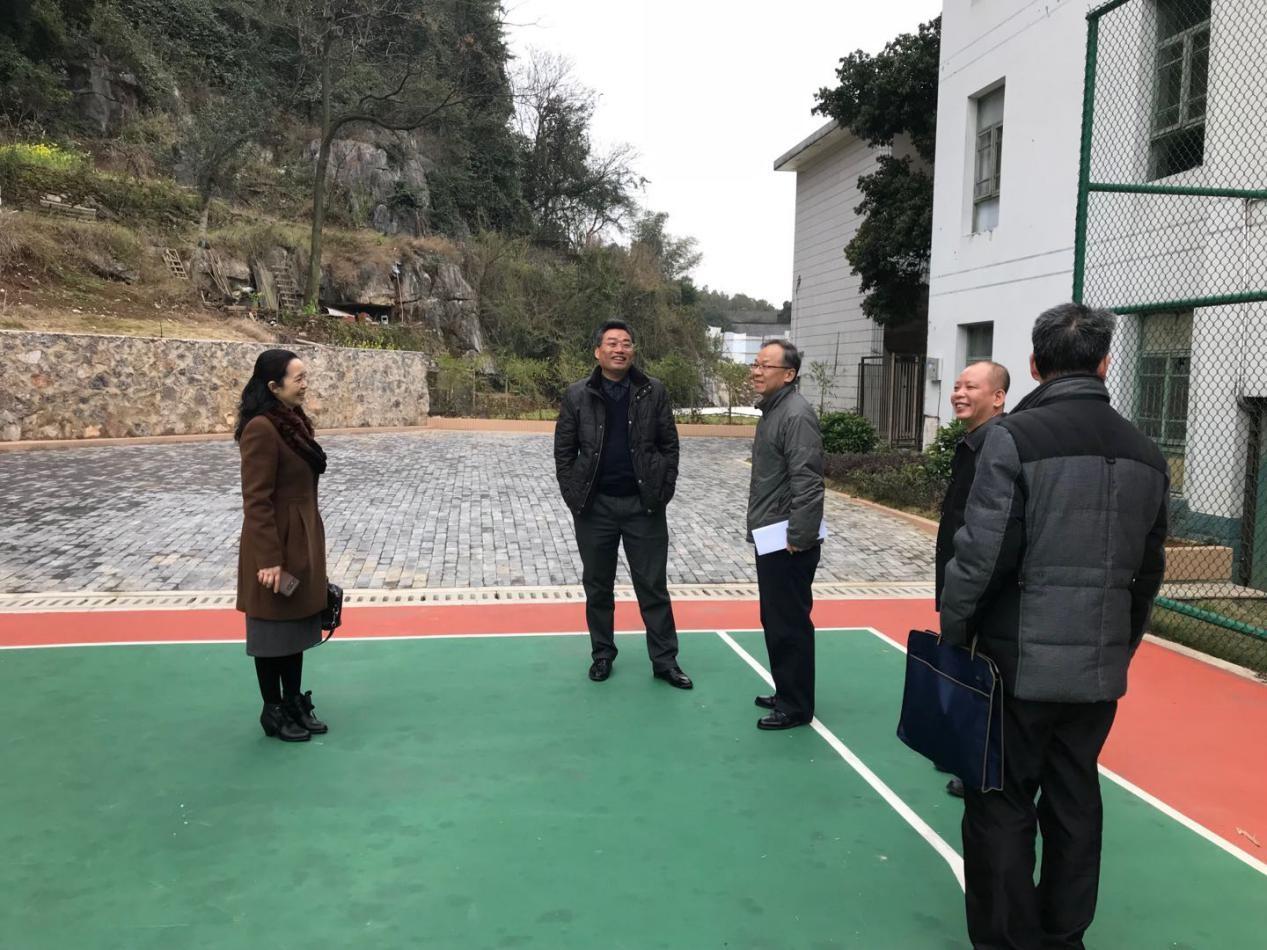 我院迎接桂林医学院2018-2019学年度下学期开学初教学检查