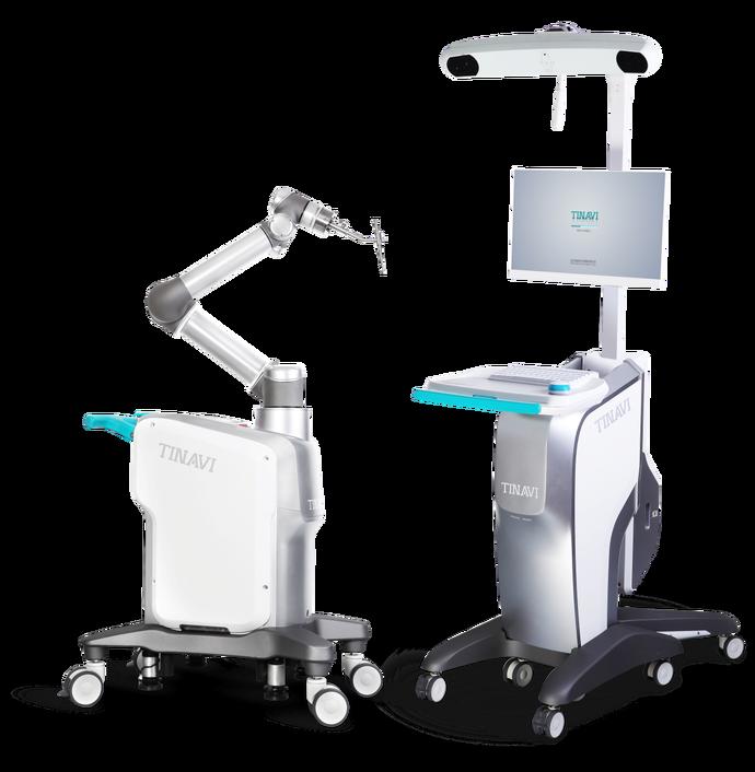 """""""天玑""""骨科手术机器人"""